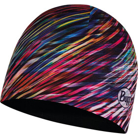 Buff Microfiber Vendbar hat, reflective-crystal multi